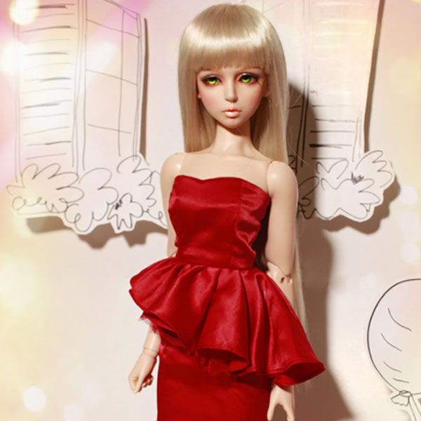 Guess Doll SD Red Carpet Outfit