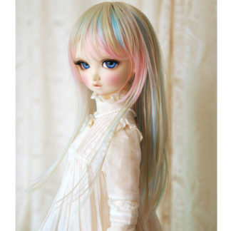 Leeke World wig Bloom Flower