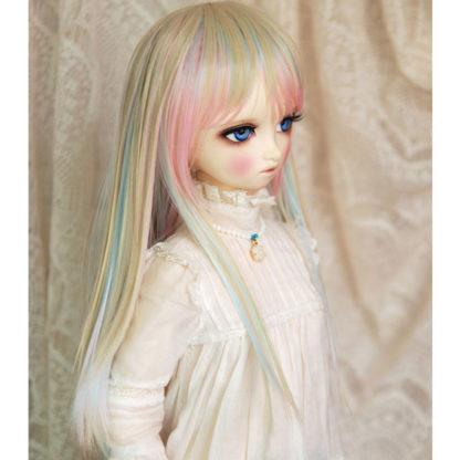 Leeke World wig Bloom Flower