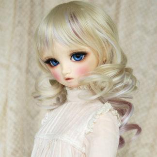 Leeke World wig Bouqiet Roll