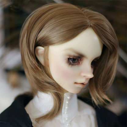 Leeke World wig Duke Cut