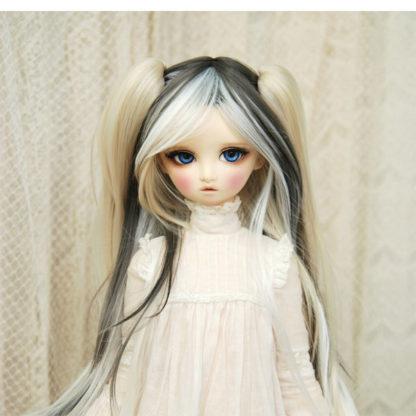Leeke World wig Eva Gray