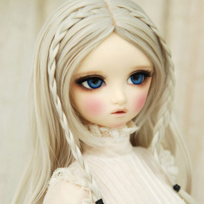 Leeke World wig Hyacinth