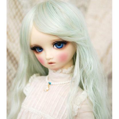 Leeke World wig Pure Pale Eve Long