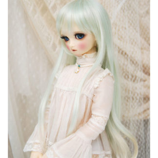 Leeke World wig Pure Pale Eve Wave