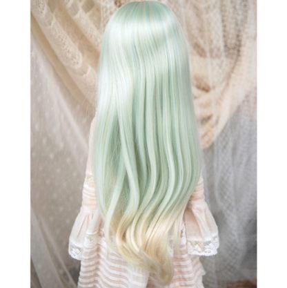 Leeke World wig Pure Pale Eve Wave