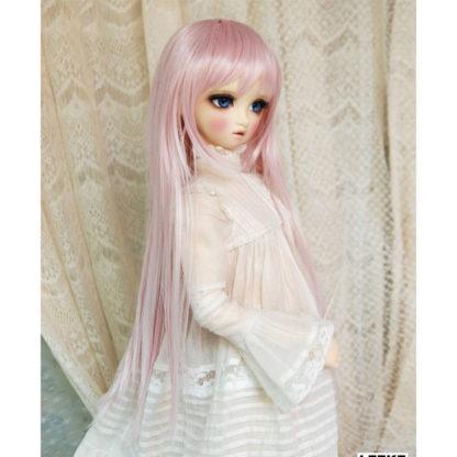 Leeke World Wig Straight Pink