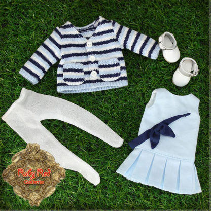 rubyred hc0091a light blue outfit