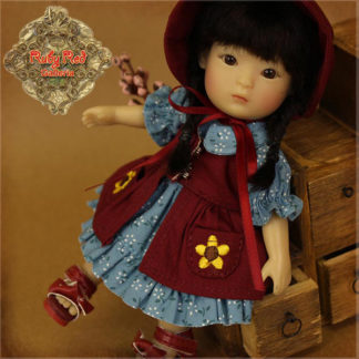 rubyred red/blue hc0092a