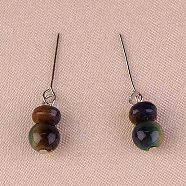 RubyRed Galleria Bleuette Multi Color Earrings