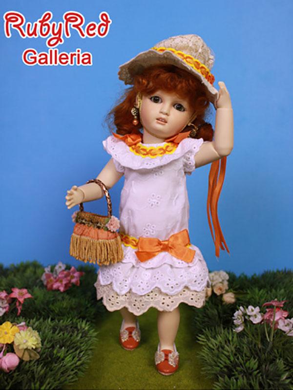 RubyRed Galleria Bleuette Kiss the Sun Outfit