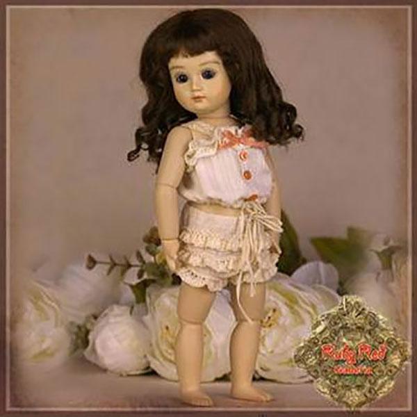 RubyRed Galleria Bleuette Sassy Underwear Outfit