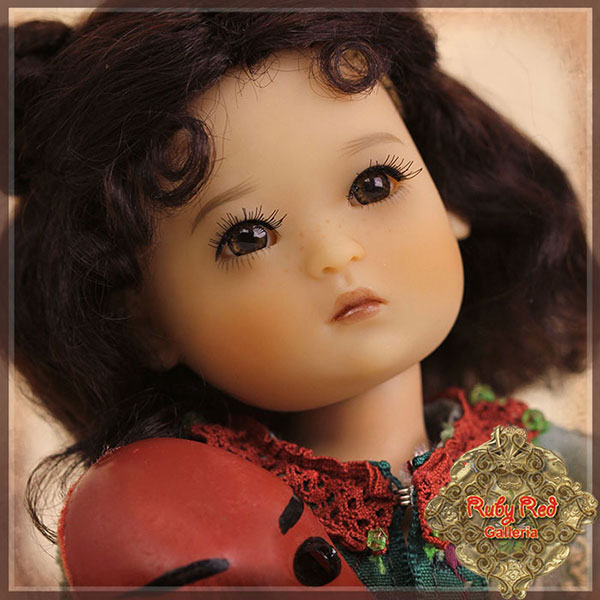 RubyRed Galleria Mia Doll Set FA16A