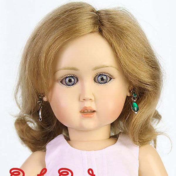 RubyRed Galleria Size 7 Wig Ash Blonde Wavy