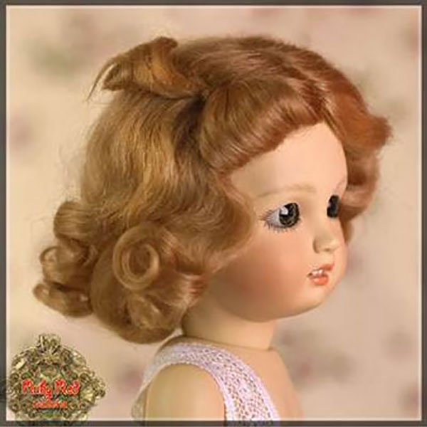 RubyRed Galleria Size 7 Wig Copper Blonde