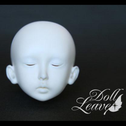doll leaves 58cm head catherine