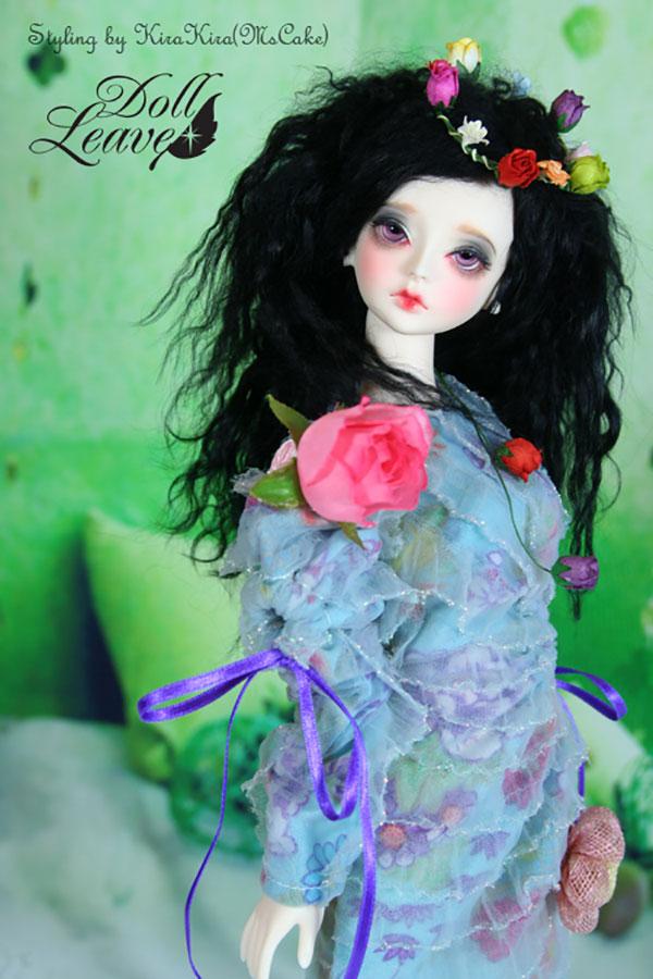 DollLeaves MSD Teenage Dream Flora