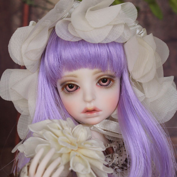 MSD 42-45cm Female Teenage Dream - Doll Leaves