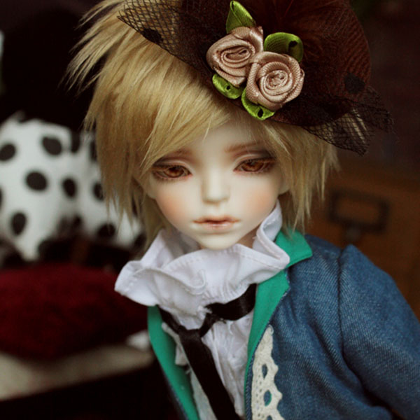 MSD 42-45cm Male Teenage Dream - Doll Leaves