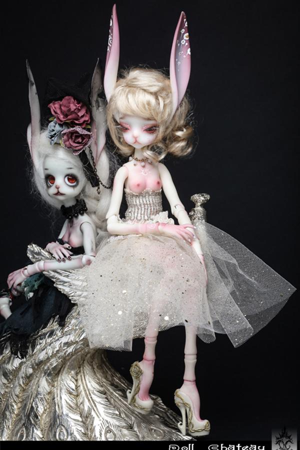 Doll Chateau Baby Doll Fiona Luna