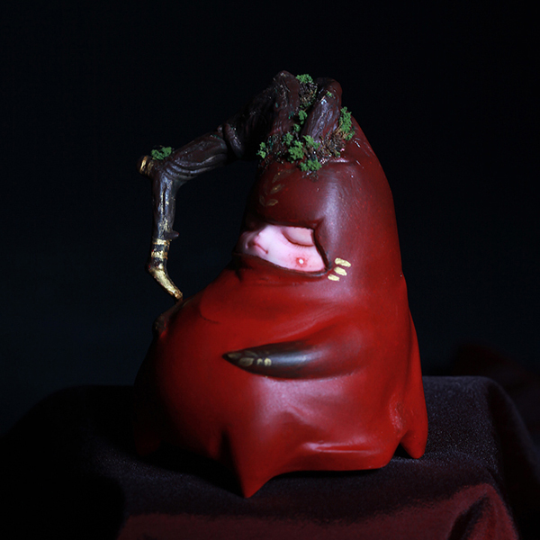 Doll Chateau Kid Doll Susan Red Riding Hood