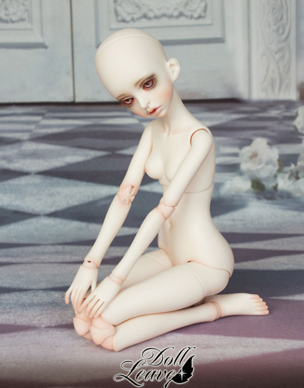 DollLeaves Parts MSD Girl Body DSB45G-03