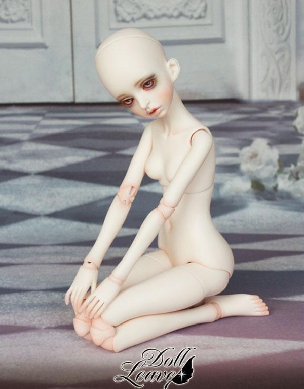 DollLeaves Parts MSD Girl Body DSB45G-03