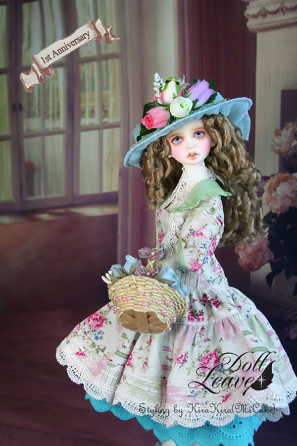 DollLeaves MSD Teenage Dream Vivian