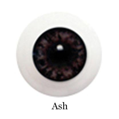 glib eyes acrylic ash