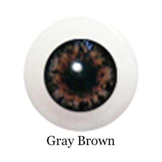 glib eyes acrylic gray brown