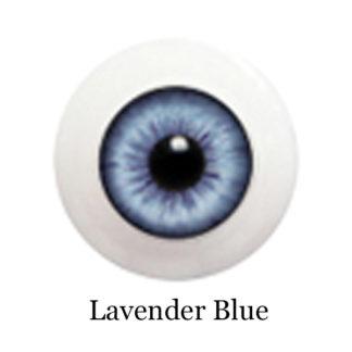 glib eyes acrylic lavender blue