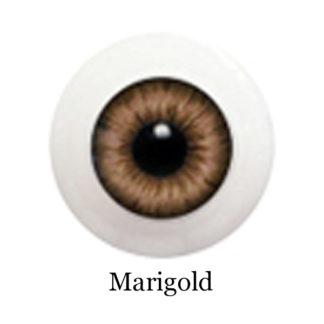 glib eyes acrylic light green gray