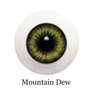 glib eyes acrylic mountain dew