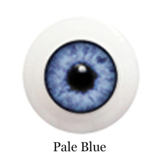 glib eyes acrylic pale blue