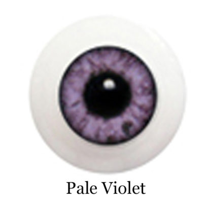 glib eyes acrylic pale violet