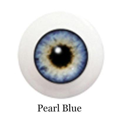 glib eyes acrylic pearl blue