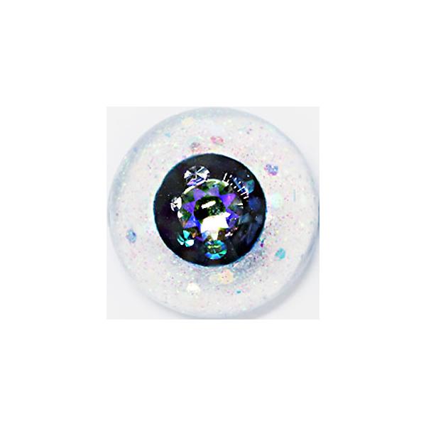 Oscar Eyes BJD Blue in Aurora Aqueous 16mm