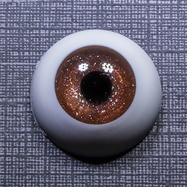 Sprouty Eyes BJD Chesnut Black Pupil 8mm 10mm 12mm 14mm