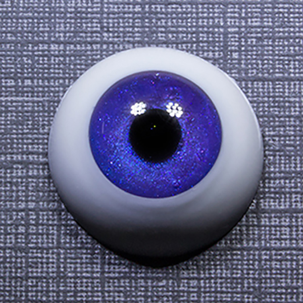 Sprouty Eyes BJD Lilac Black Pupil 8mm 10mm 12mm 14mm