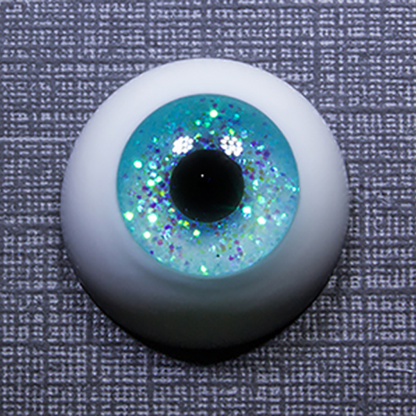 Sprouty Eyes BJD Seafoam Black Pupil 8mm 10mm 12mm 14mm