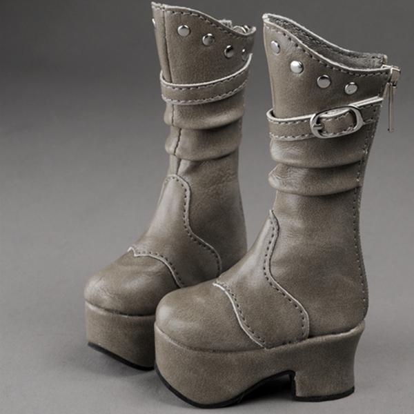 Dollmore MSD Gray Facia Boots Shoes