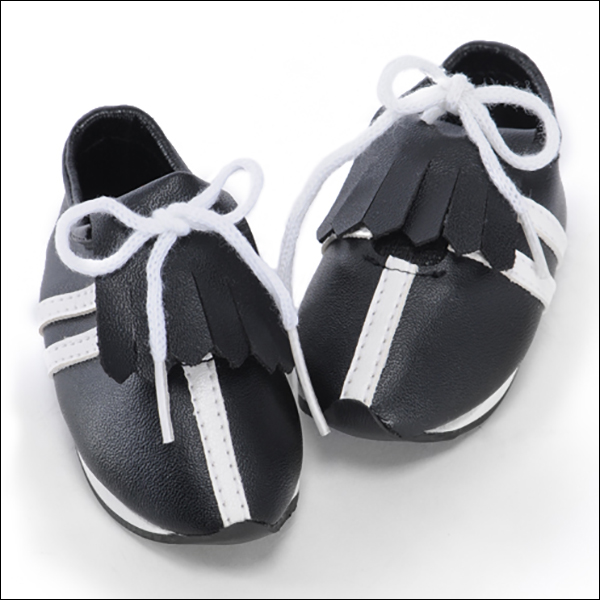 Dollmore SD Black Modern Sneakers Shoes
