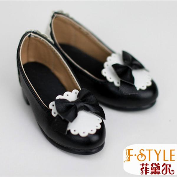 Jinny MSD Black Judy Shoes