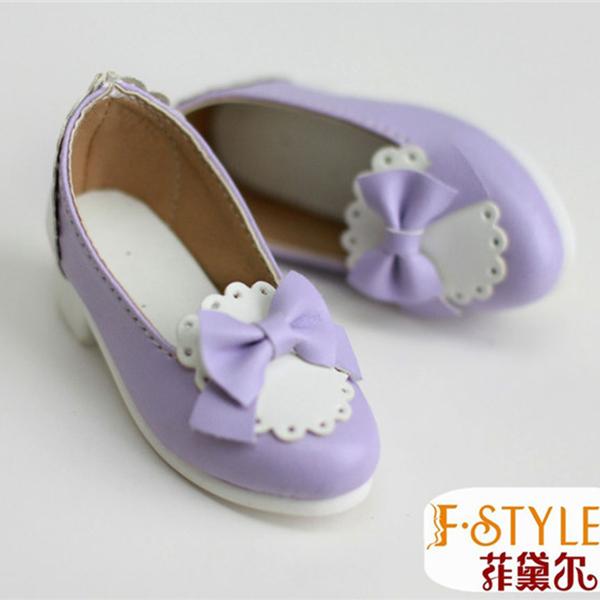 Jinny MSD Purple Judy Shoes