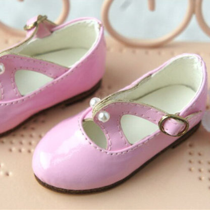 jinny msd pearly pink