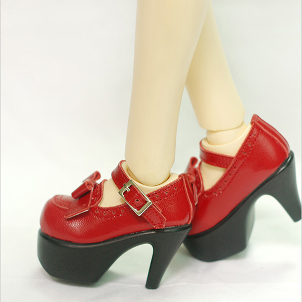 LeekeWorld SD Red Gemma Shoes