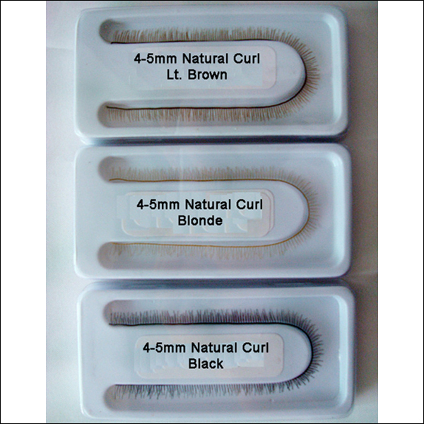 Natural Curl Eyelashes 4.5mm