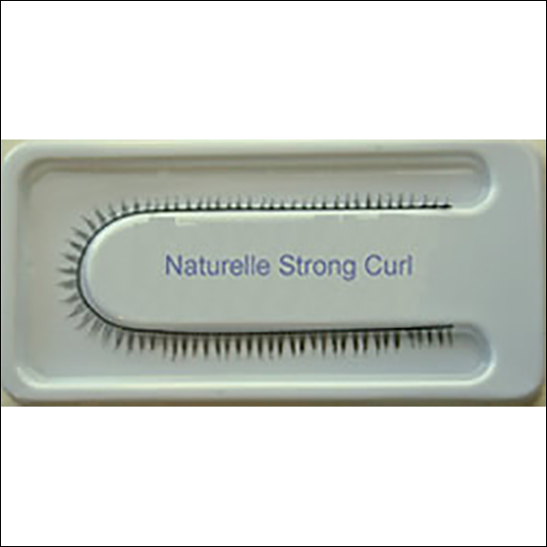 Naturelle Strong Curl Eyelashes 4.5mm 5.7mm