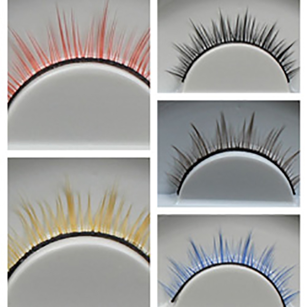 Rainbow Lashes 7mm