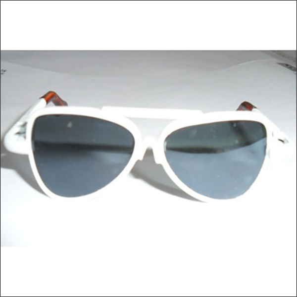 Paris White Sunglasses SD